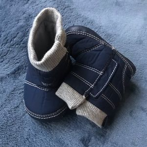 Old Navy Booties 3-6 Months NWOT